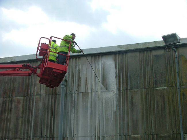 AS Evans Cleaning - cleaning and restoration buildings surface Swansea